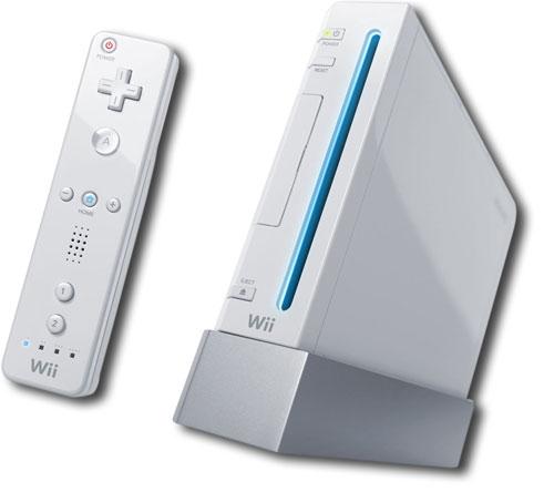 Игровая Приставка NINTENDO Wii Sports Pack (белая)