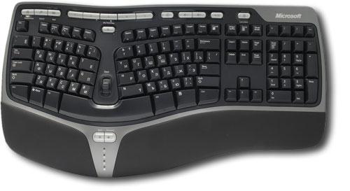 Клавиатура Microsoft MSKR-DMPK NATURAL 4000