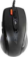 Игровая мышь A4Tech X-718BK Black