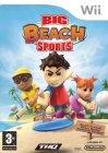 Диск для Wii THQ BIG BEACH SPORTS