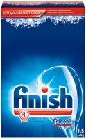 Соль для посуд. Машины Finish 1,5 КГ