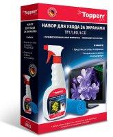 Чистящий набор для экранов Topperr 3011