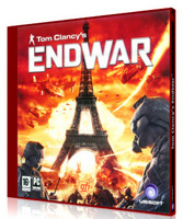 Диск для PC RUSSOBIT-M TOM CLANCY'S ENDWAR