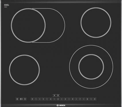 Инструкция по эксплуатации Электроплиты Bosch