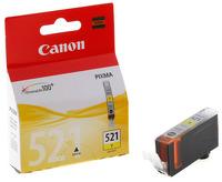 Картридж Canon CLI-521Y фото