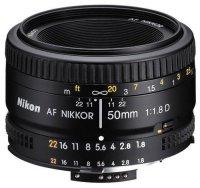 Объектив Nikon NIKKOR 50MM F/1.8D