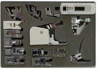 Набор лапок для швейных машин Profi Set SM  13-09