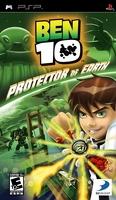 Игра для PSP Sony BEN 10: PROTECTOR OF EARTH