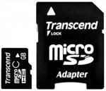 Карта памяти Transcend 8GB SDHC6