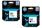 Картридж HP CC640HE+CC643HE (121+121)