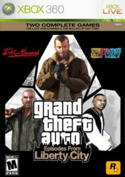 TAKE2 GRAND THEFT AUTO: EPISODES FROM LIBERTY CITY