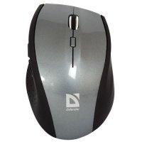 Мышь Defender PULSAR 655 NANO Grey