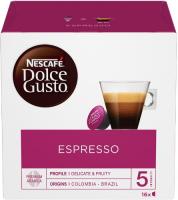 Кофе в капсулах Nescafe Dolce Gusto Espresso nescafe dolce gusto кофе о ле кофе в капсулах 16 шт