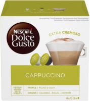 Кофе в капсулах Nescafe Dolce Gusto Cappuccino nescafe dolce gusto кофе о ле кофе в капсулах 16 шт