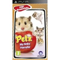 Игра для PSP Ubisoft PETZ MY BABY HAMSTER  ESS