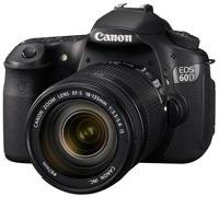 Цифровой фотоаппарат Canon EOS 60D KIT 18-135 IS