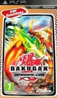 Игра для PSP Activision BAKUGAN: DEFENDERS OF THE CORE