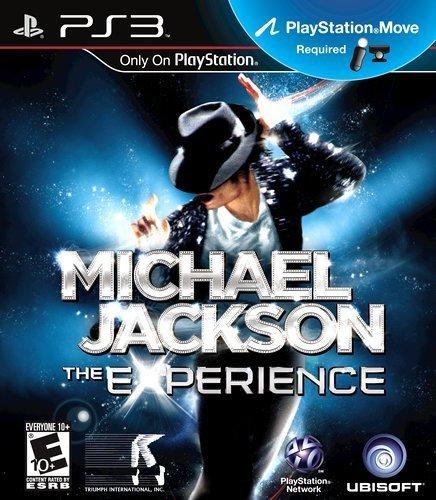 Игра для PlayStation Ubisoft Michael Jackson The Experience (с поддержкой PS Move)
