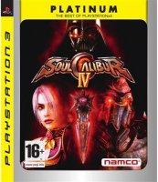Игра для PS3 Ubisoft SoulCalibur IV Platinum