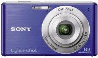 Цифровой фотоаппарат Sony DSC-W530 Purple