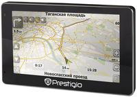 GPS-навигатор Prestigio GEOVISION 5400 фото