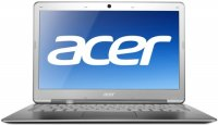 "Ультрабук Acer ASPIRE S3-951-2464G34iss (Core i5 2467M 1600 Mhz/13.3""/1366x768/4096Mb/340Gb/DVD нет/Wi-Fi/Bluetooth/Win 7 HP)"