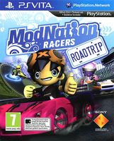 Игра для PS Vita Sony ModNation Racers: Road Trip