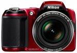 Цифровой фотоаппарат Nikon COOLPIX L810 Red