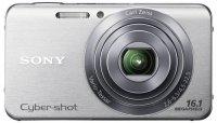 Цифровой фотоаппарат Sony DSC-W630 Silver