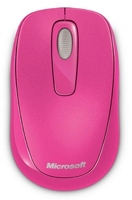 Мышь Microsoft WIRELESS MOBILE MOUSE 1000 Pink фото