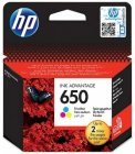 Картридж HP 650 Color CZ102AE