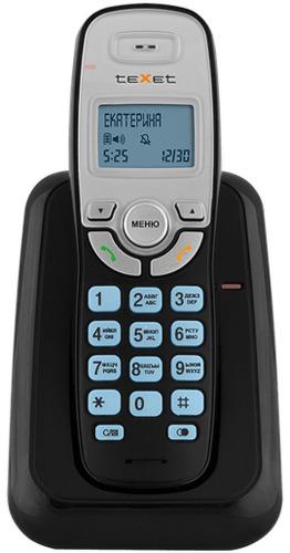 Купить DECT-телефон teXet, TX-D6905A Black