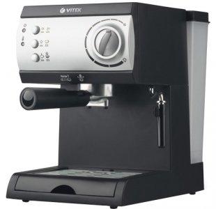 Купить Кофеварку VITEK VT-1511 в интернет-магазине ЭЛЬДОРАДО. Цена VITEK VT-1511, характеристики, отзывы