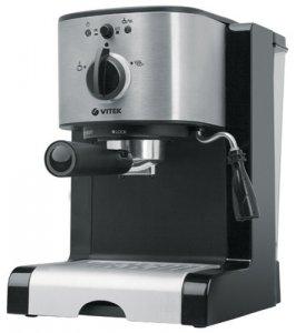 Купить Кофеварку VITEK VT-1513 в интернет-магазине ЭЛЬДОРАДО. Цена VITEK VT-1513, характеристики, отзывы