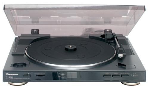 Купить Проигрыватель виниловых дисков Pioneer, PL-990
