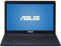 "Ноутбук ASUS X501U-XX048H (E-450 1650 Mhz/15.6""/1366x768/2048Mb/320Gb/DVD нет/ATI Radeon HD 6320/Wi-Fi/Bluetooth/Win 8 64)"