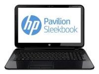 "Ноутбук HP PAVILION SLEEKBOOK 15-B058SR (Core i3 3217U 1800 Mhz/15.6""/1366x768/4096Mb/320Gb/DVD нет/Wi-Fi/Bluetooth/Win 8 64)"
