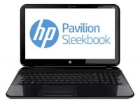 "Ноутбук HP PAVILION SLEEKBOOK 15-B053SR (Core i5 3317U 1700 Mhz/15.6""/1366x768/4096Mb/500Gb/DVD нет/Wi-Fi/Bluetooth/Win 8 64)"