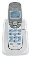 DECT-телефон teXet TX-D6905A Белый