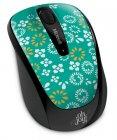 Компьютерная мышь Microsoft Wireless Mobile Mouse 3500 Art Joy