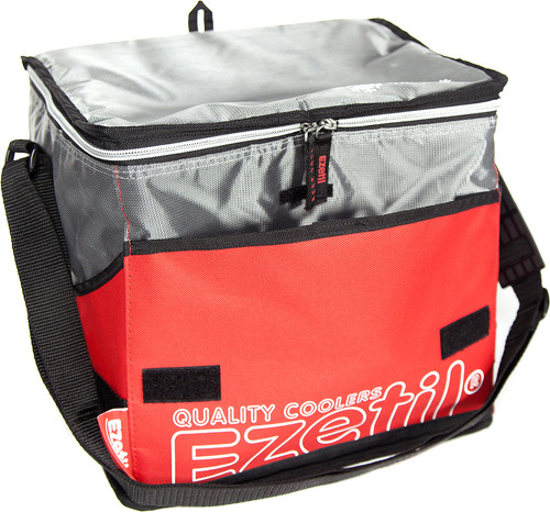 Автохолодильник Ezetil Keep Cool Freestyle 24 Red Grey - фото 8