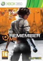 Игра для Xbox 360 Capcom Remember Me