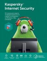 Антивирус Kaspersky Internet Security 2 ПК/1 год Multi-Device