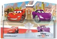 """Интерактивные фигурки Disney Infinity. Набор """"2+1"""": """"Тачки"""" (Молния МакКуин, Холли Делюкс + локация """"Тачки"""")"""