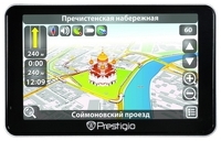 GPS-навигатор Prestigio