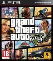 Игра для PS3 Take Two Grand Theft Auto V
