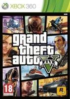Игра для Xbox 360 Take Two Grand Theft Auto V