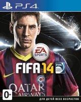 Игра для PS4 EA FIFA 14