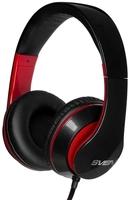 Наушники с микрофоном Sven AP-940MV Black-Red