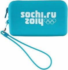Чехол для смартфона Чехол для фотоаппарата Alion Сочи 2014 SPL-CC2S-BL Blue Москва